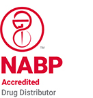NABP Accredited Drug Distributor Logo